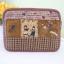 กระเป๋าใส่ Mini Ipad ลาย angle สไตล์คันทรี ผ้าญี่ปุ่นแท้ ควิลล์มือค่ะ ปกป้องไอแพดที่รักของคุณ น่ารักไม่ซ้ำใคร thumbnail 2