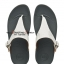 Fitflop The Skinny Deluxe Silver ของแท้ นำเข้าจาก USA และ UK thumbnail 2