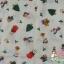 คอตตอนญี่ปุ่น ลายคริสต์มาส สีขาว เนื้อดีหมาะสำหรับงานผ้าทุกชนิด ตัด กระโปรง ทำกระเป๋า ปลอกหมอน และอื่นๆ thumbnail 1