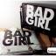 กระเป๋าแฟชั่น BAD GIRL สีดำ หนัง PU ใส่ IPAD ได้ มีสายสะพาย ((โปรโมชั่นส่งฟรี)) thumbnail 8
