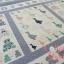 คอตตอนอเมริกา จาก MOMAND FABRIC เป็นผ้าบล็๋อคขนาด 110* 80 ซม ขายเป็นบล็อคค่ะ thumbnail 3