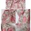 (หมดจ้า) ชุดเดรสซีฟองสายเดี่ยว ลายดอกไม้สีแดง แต่งระบายช่วงอกและชายกระโปรง สวยมากๆค่ะ thumbnail 9
