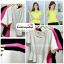 เสื้อแฟชั่น เสื้อทำงาน ผ้าฮานาโกะ สีชมพูเข้ม ดีไซน์สวยเรียบหรู สินค้าคุณภาพ ราคาไม่แพง thumbnail 5