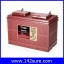 SBD025: แบตเตอรี่ TROJAN แบตเตอรี่สำหรับการใช้งานระบบพลังงานทดแทน ชนิด Deep cycle battery 12V 150AH TROJAN T-1275 thumbnail 1