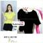 เสื้อแฟชั่น เสื้อทำงาน ผ้าฮานาโกะ สีดำ ดีไซน์สวยเรียบหรู สินค้าคุณภาพ ราคาไม่แพง thumbnail 6