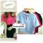 เสื้อแฟชั่น เสื้อทำงาน ผ้าฮานาโกะ สีฟ้า แบบสวย สินค้าคุณภาพ ราคาไม่แพง thumbnail 1