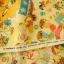 คอตตอนญี่ปุ่น ลาย Hallmark เหมาะสำหรับงานผ้าทุกชนิด ตัด กระโปรง ทำกระเป๋า ปลอกหมอน และอื่นๆ thumbnail 2