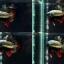 """(ขายแล้วครับ)""""คัดเกรด""""ปลากัดครีบสั้น-Halfmoon Plakats Red Copper thumbnail 2"""