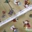 ผ้าคอตตอนญี่ปุ่น ลาย คริสมาส คอทเทจ ( Christmas Cottage) เนื้อบาง ค่ะ thumbnail 4