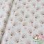 ผ้าคอตตอนญี่ปุ่น ลาย หมี Kumatan สีขาว เนื้อดีลายน่ารักมากค่ะ thumbnail 1