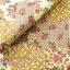 ผ้าคอตตอนลินิน ญี่ปุ่น รุ่น Vintage Collage ลาย Patchwork โทนสีน้ำตาล เนื้อหนานิ่ม thumbnail 2