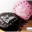 กระเป๋าแฟชั่น Pink Latte สีชมพู ทรงดาว หนัง PU แต่งหมุด สายโซ่สีเงินเก๋ๆ สามารถปรับขนาดได้ ((โปรโมชั่นส่งฟรี)) thumbnail 2