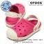 J3 (22.5 cm.) : Crocs Bump It Clog - Candy Pink / Oyster ของแท้ Outlet ไทยและอเมริกา thumbnail 1