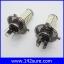 LFC029 หลอดไฟตัดหมอก สปอร์ตไลท์ 1คู่ H4 120 LED 3528 SMD Super White Fog Lamp Light DC 12V thumbnail 2