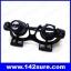 GLS001: แว่นตาขยาย แว่นตาซ่อมงาน แว่นตาซ่อมนาฬิกา 9892GJ 10X 15X 20X 25X LED Magnifier Double Eye Glasses Loupe Lens 2 LED Lights thumbnail 1