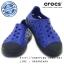 J3 (21.5 cm.) : Crocs Bump It Shoe - Cerulean Blue / Navy ของแท้ Outlet ไทยและอเมริกา thumbnail 1