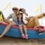 M7 (26 cm.) : Crocs Beach Line Boat Shoe Men - Espresso / White ของแท้ Outlet ไทยและอเมริกา thumbnail 3