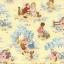 ผ้าฝ้ายญี่ปุ่นลาย เด็กผู้หญิง Petite Marianne โทนเหลือง น่ารักมากค่ะ ผ้าเนื้อดีสีสวย คอตตอน 100% thumbnail 1