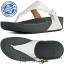 Fitflop The Skinny Deluxe Silver ของแท้ นำเข้าจาก USA และ UK thumbnail 1