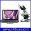 SCI032 กล้องจุลทรรศน์ พร้อมอุปกรณ์ 40X-2500X LED Digital Binocular Compound Microscope with 3D Stage + USB Camera(From USA)(สินค้า Pre-Order 2สัปดาห์) thumbnail 1