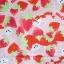 ผ้าคอตตอนลินิน ญี่ปุ่นลายกระต่าย Mofy กัยบ สตรอเบอรี่ สีชมพูสดใส ผ้าเนื้อหนา นิ่ม เหมาะกับงานผ้าทุกชนิด thumbnail 1