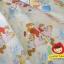 ผ้าฝ้ายญี่ปุ่นลาย เด็กผู้หญิง Petite Marianne โทนเหลือง น่ารักมากค่ะ ผ้าเนื้อดีสีสวย คอตตอน 100% thumbnail 3