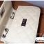 (หมดจ้า) กระเป๋าแฟชั่น สีขาว หนัง PU ลาย Chanel ชาเนล สายโซ่สะพายไหล่ ปรับความยาวได้ แบบยอดนิยม ((โปรโมชั่นส่งฟรี)) thumbnail 7