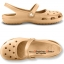 W6 (23.5 cm.) : Crocs Shayna Women - Gold ของแท้ Outlet ไทยและอเมริกา thumbnail 2