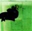 """(ขายแล้วครับ)""""คัดเกรด""""ปลากัดครีบสั้น-Halfmoon Plakats Super Black thumbnail 2"""