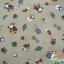 ผ้าคอตตอนญี่ปุ่น ลาย คริสมาส คอทเทจ ( Christmas Cottage) เนื้อบาง ค่ะ thumbnail 1