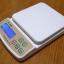 BAL044: เครื่องชั่งดิจิตอล เครื่องชั่ง Digital balance scale 10kg ความละเอียด 1g SF-400A สินค้าเกรด A thumbnail 1