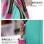 พร้อมส่งจ้า*** กระเป๋าแฟชั่น ทรงสวยเรียบหรู สีเขียวฟ้า สายสีชมพู เก๋ๆ สามารถถือและสะพายได้ทั้งสองแบบ thumbnail 5