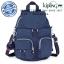 Kipling Firefly N Backpack - Alaskan Blue (Belgium) thumbnail 1