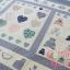 คอตตอนอเมริกา จาก MOMAND FABRIC เป็นผ้าบล็๋อคขนาด 110* 80 ซม ขายเป็นบล็อคค่ะ thumbnail 1
