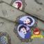 คอตตอนญี่ปุ่นลาน แอน ( Ann of Green Gabel) เป็นตัวละครในการ์ตูนญี่ปุ่น ลายคลาสิคสีน้ำตาล สวยค่ะ thumbnail 3