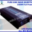 SIN014 อินเวอร์เตอร์ โซล่าเซลล์ RELIABLE Inverter 3500W Pure Sine Wave Inverter 7000W Peak Power เครื่องแปลงไฟ 24VDC เป็น 220VAC/50Hz (สินค้าPre-Order 1-2 สัปดาห์) thumbnail 1