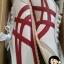 Onitsuka Tiger Mexico 66 - White / Burgundy ของแท้ มีกล่อง ป้ายครบ thumbnail 6