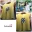 เสื้อแฟชั่นผ้าฮานาโกะ เสื้อทำงาน สีเหลือง คอวี ชายเสื้อพริ้ว สวยหวาน สินค้าคุณภาพ ราคาไม่แพง thumbnail 3
