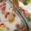 กระเป๋าผ้าญี่ปุ่น ทรงสะพายช้าง สายหนังแท้ ปรับความยาวได้ (สินค้าฝากขาย ไม่บวกเพิ่ม ) thumbnail 2