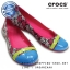 W7 (24 cm.) : Crocs Cap Toe MONDO Roses Flat - Candy Pink ของแท้ Outlet ไทยและอเมริกา thumbnail 1
