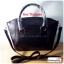 (หมดจ้า) กระเป๋าแฟชั่น ดีไซน์สวยเรียบหรู สีดำ คลาสสิค แบบยอดนิยม เหมาะกับทุกโอกาส สามารถถือและสะพายได้ทั้งสองแบบ ((โปรโมชั่นส่งฟรี)) thumbnail 5