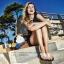 US7 : Fitflop Surfa Leather Lattice Dark Tan ของแท้ นำเข้าจาก USA และ UK thumbnail 3