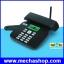 เครื่องแปลงสัญญาณโทรศัพท์มือถือ เครื่องแปลงโทรศัพท์มือถือ เป็นเครื่องโทรศัพท์บ้าน GSM Phone TELETU 189N GSM FWP with PSTN (FXO) port and 2 RJ-11 port thumbnail 1