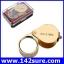 DLT004 กล้องส่องพระ (ระดับเซียนพระ) กล้องส่องจิวเวอร์รี่ ขยาย 10X-21mm Golden Eye Loupe Jewelry Magnifier Magnifying Glass Plated Antique thumbnail 1
