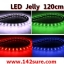 LFC007 LED Jelly Flexibleไฟยางท่อนละ 120 cm. ดัดงอได้ ตัดได้-ต่อได้ (กันน้ำ) ยี่ห้อ OEM รุ่น 120cm thumbnail 1
