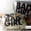 กระเป๋าแฟชั่น BAD GIRL สีทอง หนัง PU ใส่ IPAD ได้ มีสายสะพาย ((โปรโมชั่นส่งฟรี)) thumbnail 9