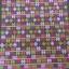 ผ้าปักอิวเมี่ยน ลายปักโบราณ สีโทนน้ำตาลส้มสดใส thumbnail 3