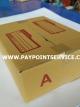 กล่องไปรษณีย์ฝาชน (ก) ขนาด 14x20x6