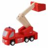 ของเล่นไม้ ของเล่นเด็ก ของเล่นเสริมพัฒนาการ Fire Engine รถดับเพลิง (ส่งฟรี)