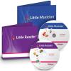 โปรแกรมเสริมสร้างพัฒนาการเด็ก Little Reader Basic + Little Musician Basic ชุดสุดคุ้ม 3 (ส่งฟรี EMS)